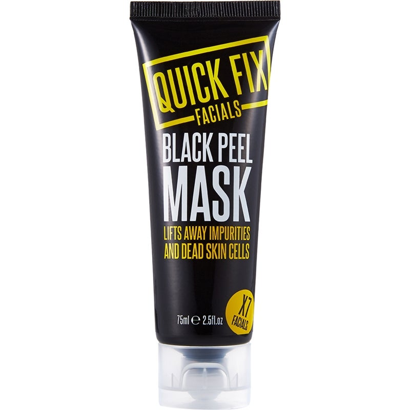 Black Peel Mask