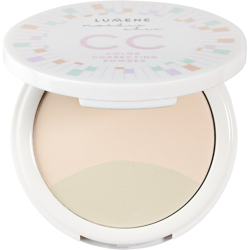 Lumene Nordic Chic CC Color Correcting Powder