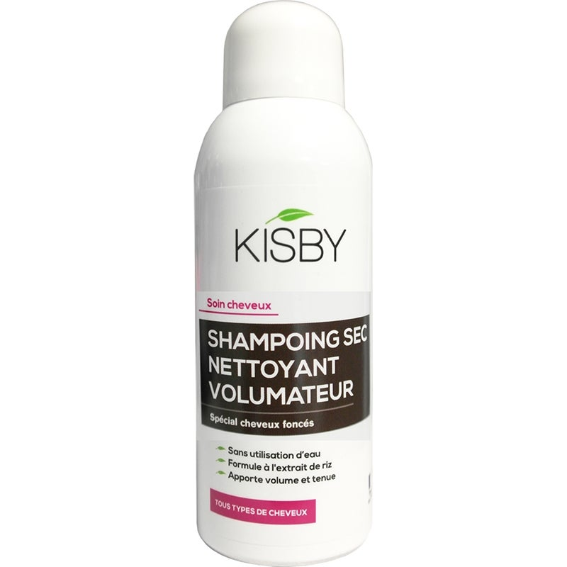 kisby dry shampoo