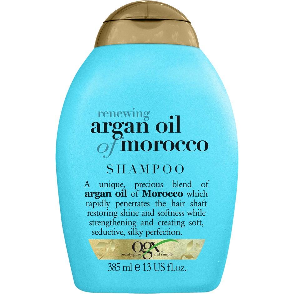Ogx Renewing Argan Oil Of Morocco Shampoo, 385ml OGX Shampoo
