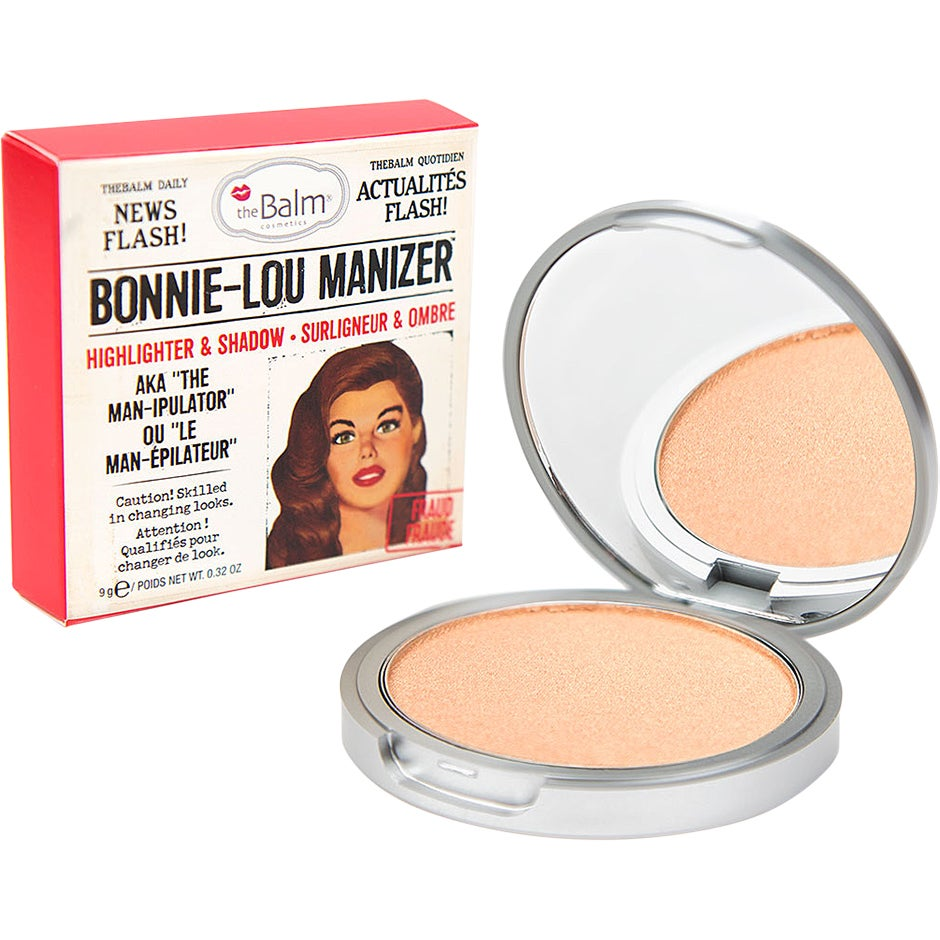 Bonnie Lou Manizer the Balm Highlighter