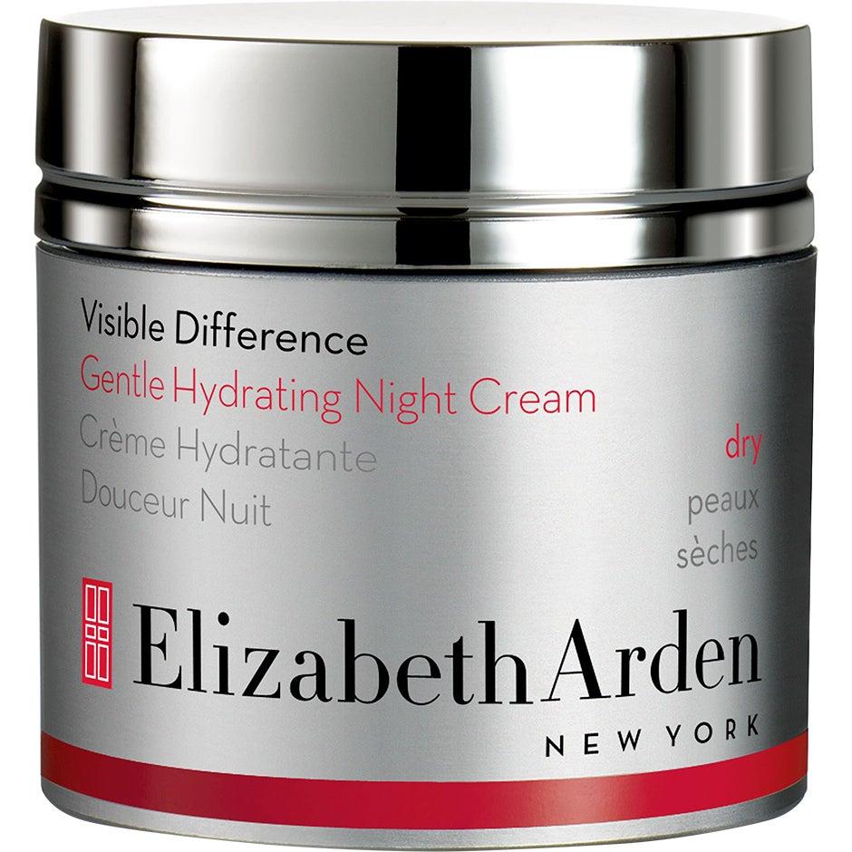 Elizabeth Arden Visible Difference Gentle Hydrating Night Cream,  Elizabeth Arden Nattkräm