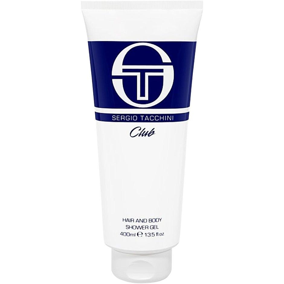 Sergio Tacchini Club Hair & Body Shower Gel, 400 ml Sergio Tacchini Duschcreme