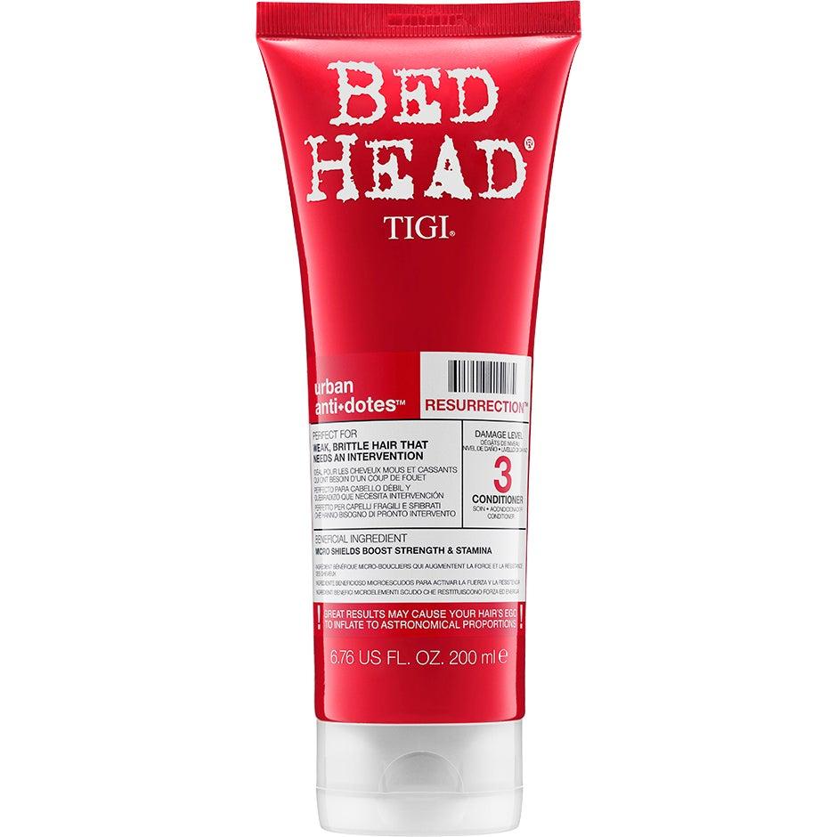 TIGI Bed Head Urban Antidotes RESURRECTION Conditioner, 200ml TIGI Bed Head Conditioner - Balsam