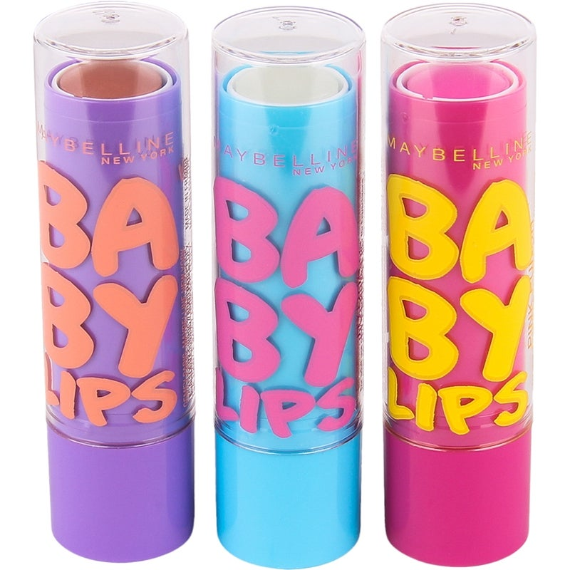 Maybelline Baby Lips Trio