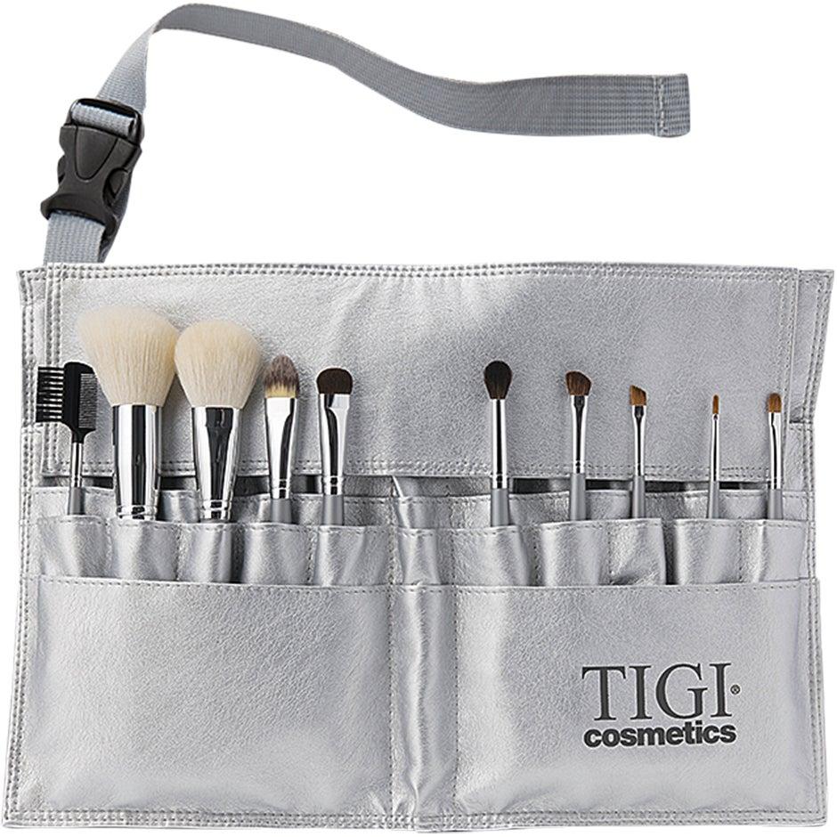 Pro Brush Belt,  TIGI Cosmetics Borstar & Penslar