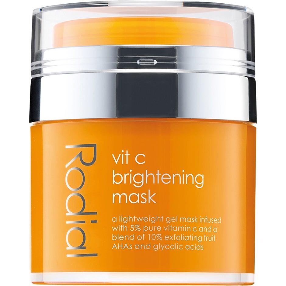 Vit C, Brightening Mask 50 ml Rodial Ansiktsmask