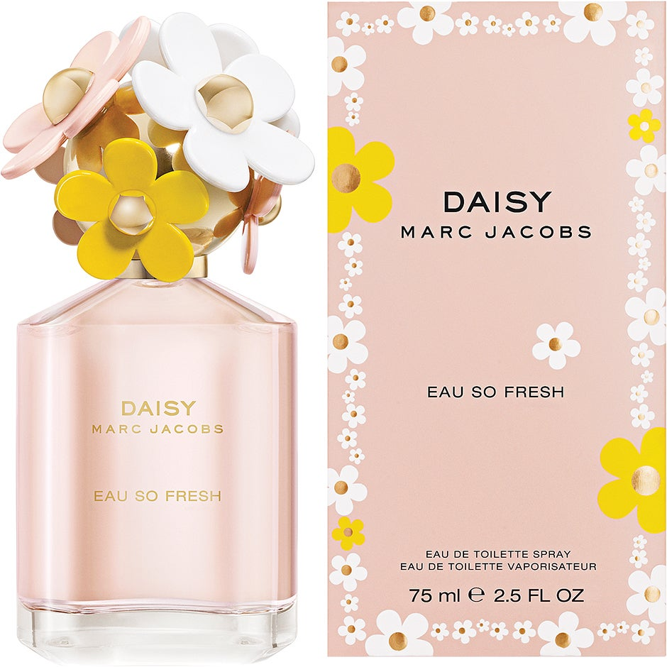 Marc Jacobs Daisy Eau so Fresh EdT, 75 ml Marc Jacobs Parfym