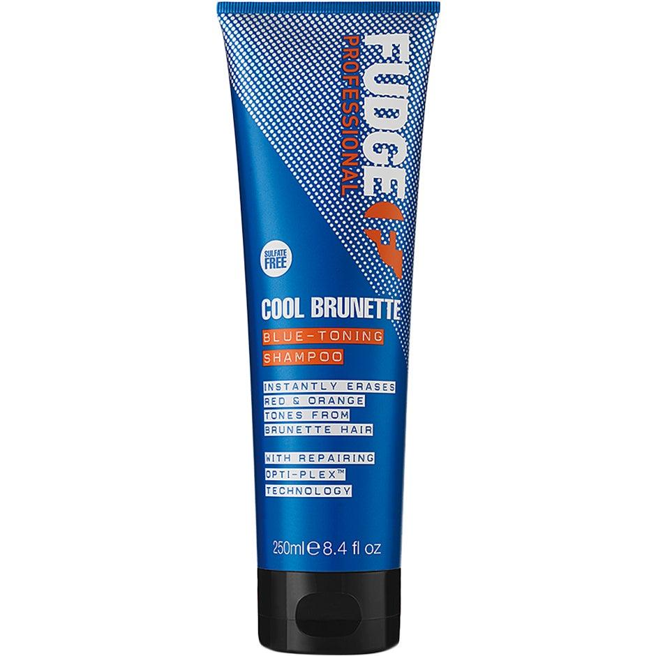 Fudge Cool Brunette Blue Toning Shampoo, 250 ml Fudge Silverschampo