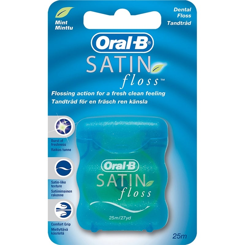 Oral-B Satin Floss Dental Floss