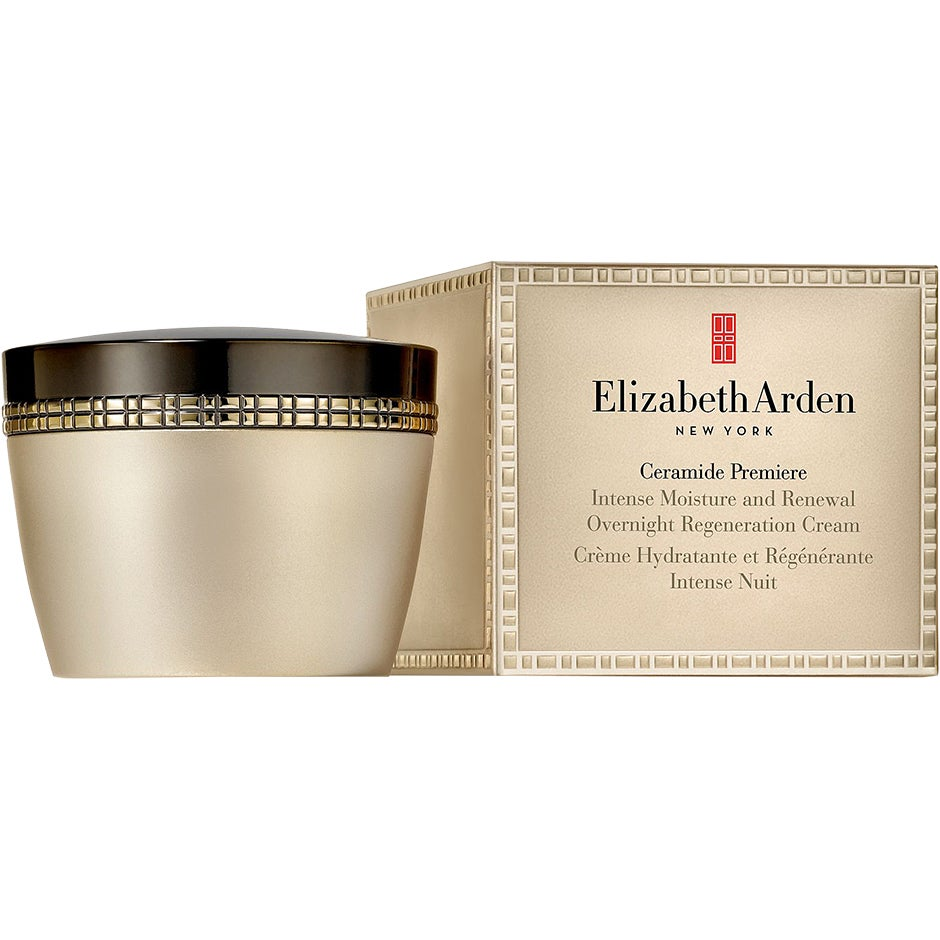 Ceramide Premiere Overnight Regeneration Cream, 50 ml Elizabeth Arden Nattkräm