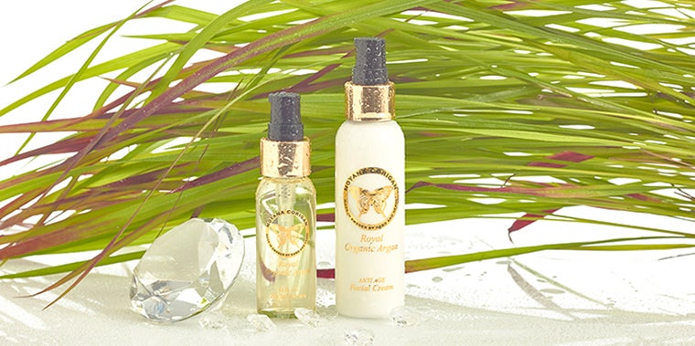 Moyana Corigan Royal Facial Serum & Royal Facial Cream