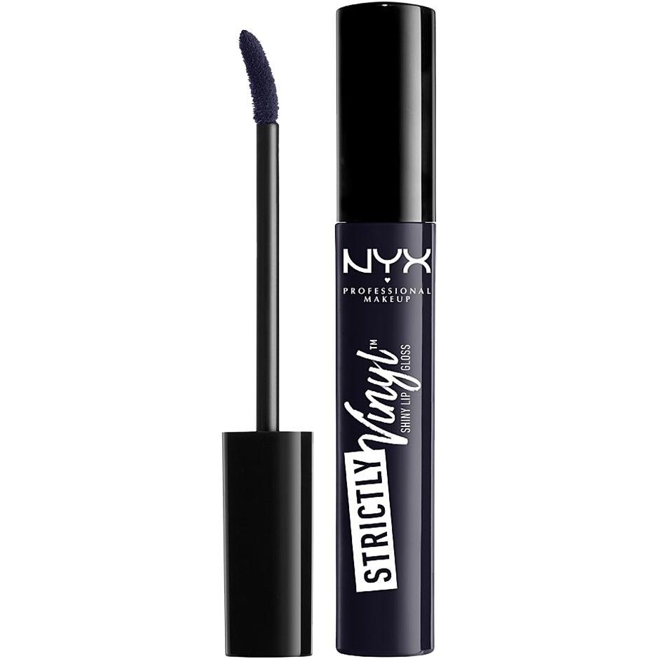 Strictly Vinyl Lip Gloss, Rebel 3,3 ml NYX Professional Makeup Läppglans