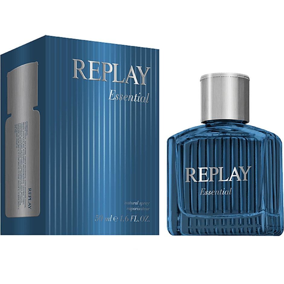 Köp Essential For Him, EdT 50 ml Replay Parfym fraktfritt thumbnail