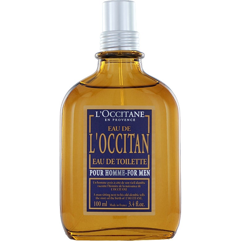 For Men L'Occitane EdT 100ml L'Occitane Parfym thumbnail