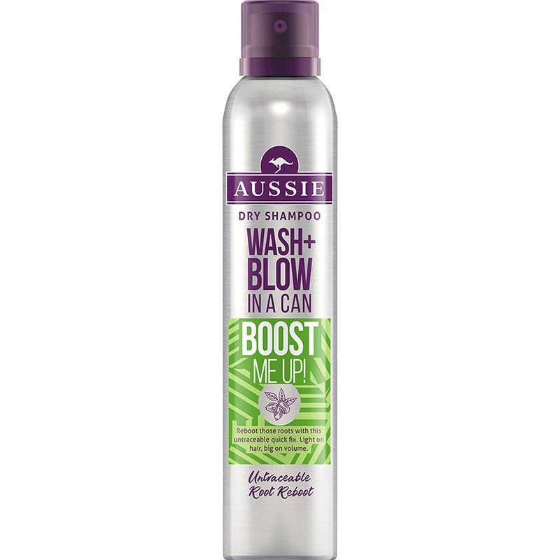 Aussie Wash + Blow