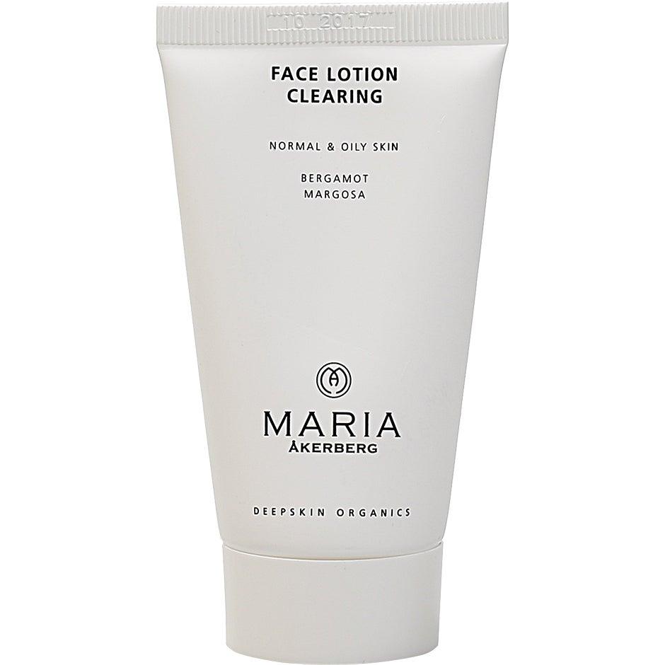 Köp Face Lotion Clearing, 50ml Maria Åkerberg Dagkräm fraktfritt