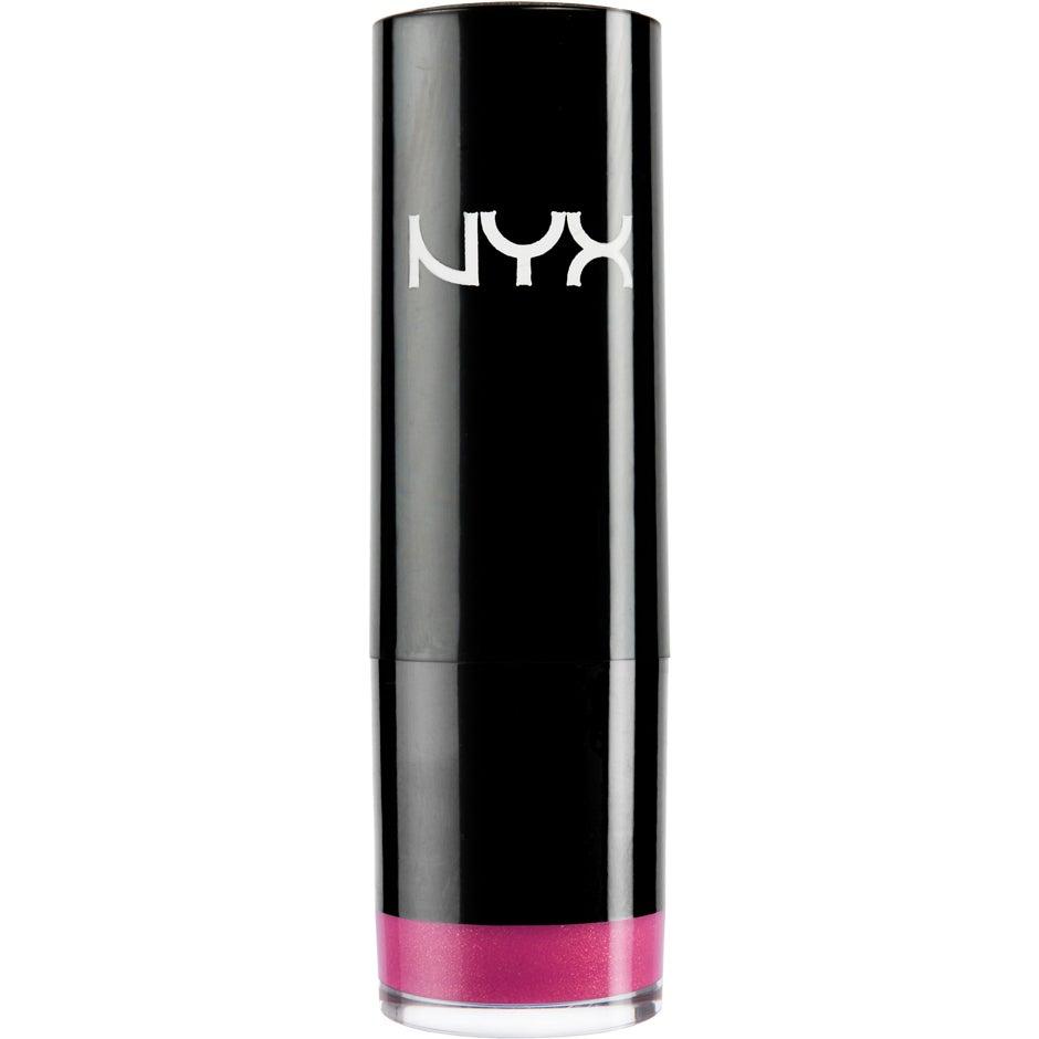 Köp Round Lipstick, LSS521 Chloe NYX Professional Makeup Läppstift fraktfritt