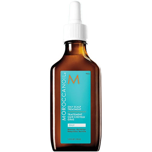 Oily Scalp Treatment Moroccanoil Serum & hårolja