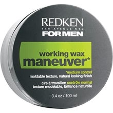 Maneuver Wax