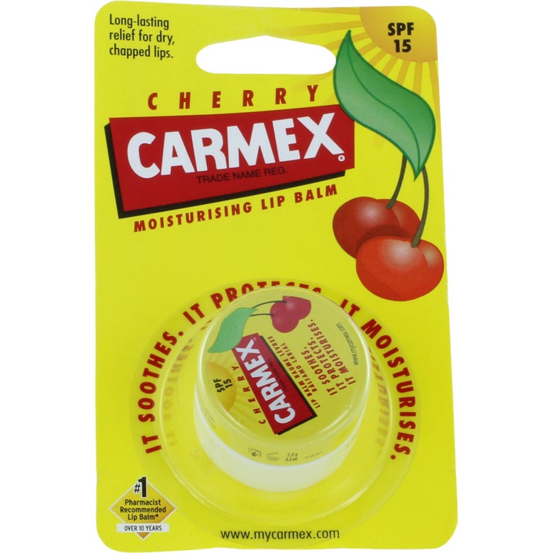 carmex läppbalsam recension