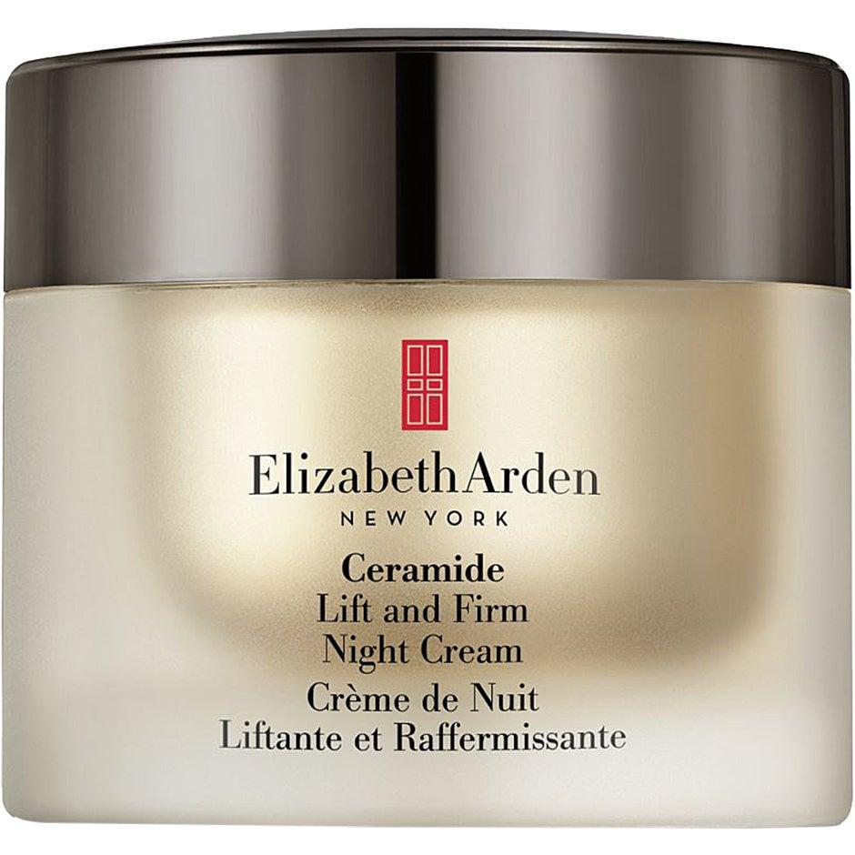 Elizabeth Arden Ceramide Lift and Firm Night Cream, 50 ml Elizabeth Arden Nattkräm