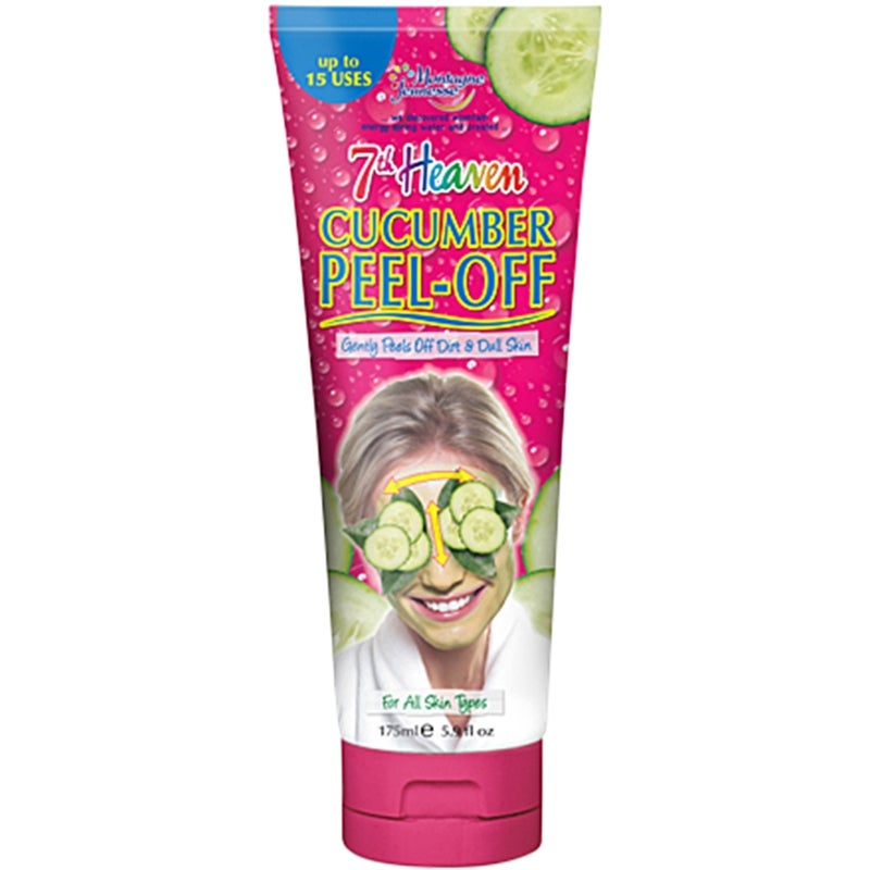 Cucumber Peel-Off Masque
