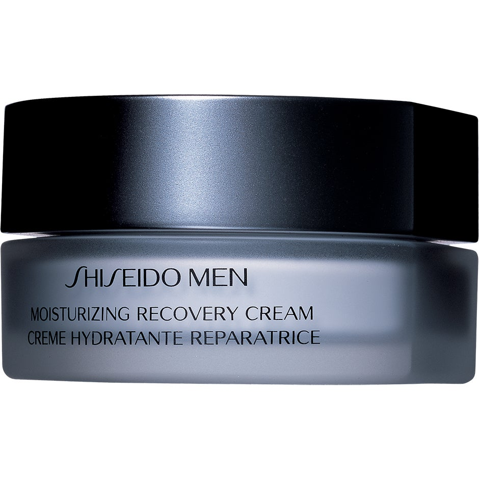 Shiseido Shiseido Men Moisturising Recovering Cream, 50 ml Shiseido Dagkräm