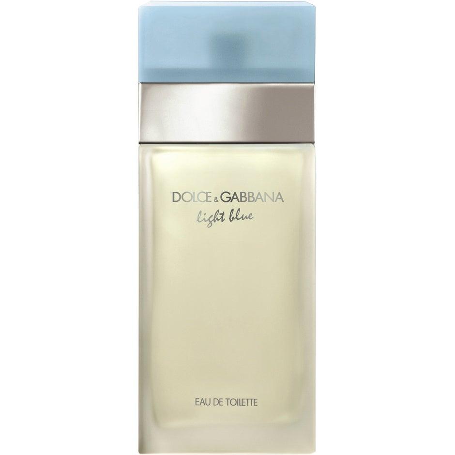 Dolce & Gabbana Light Blue Eau De Toilette, 50 ml Dolce & Gabbana Parfym