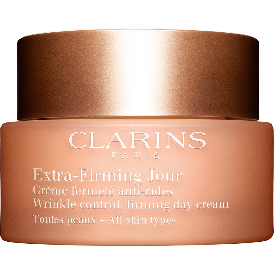 Clarins Extra-Firming Jour for All Skin Types, 50 ml Clarins Dagkräm