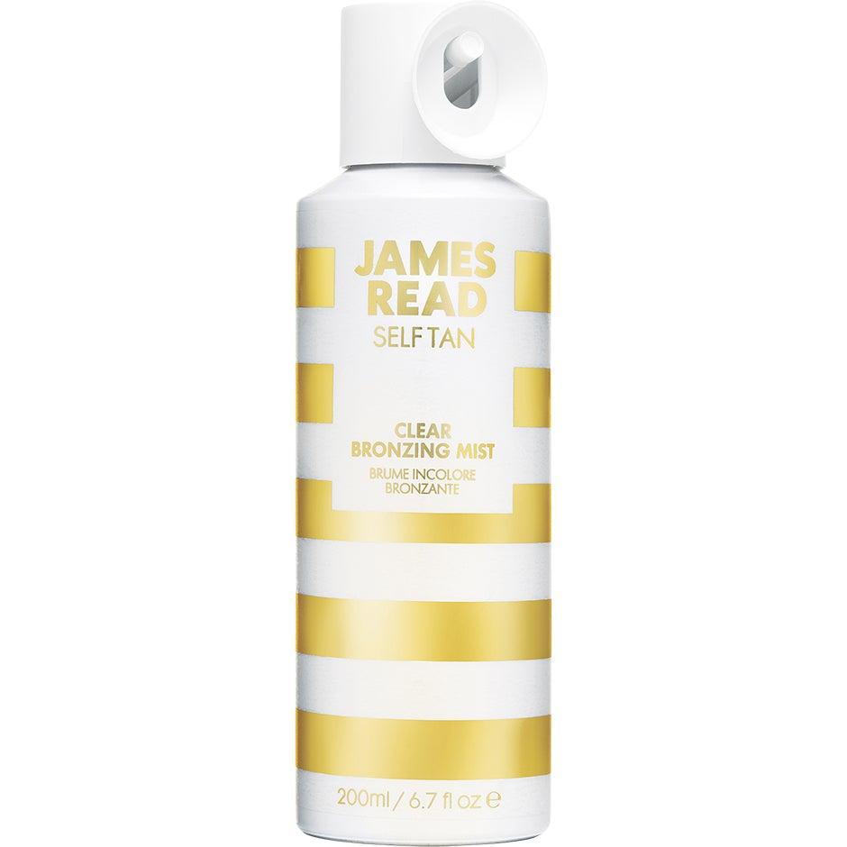 Köp Self Tan, Clear Bronzing Mist 200 ml James Read Brun utan sol fraktfritt