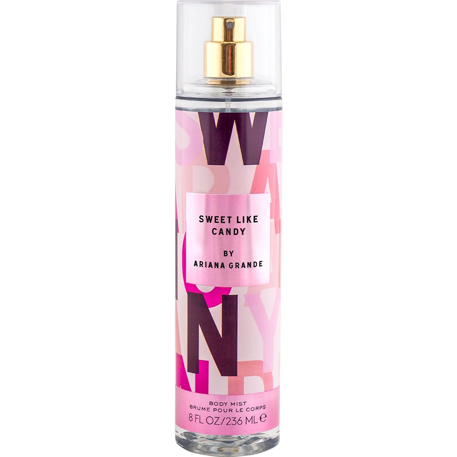 Köp Ariana Grande Sweet Like Candy Body Mist, 236 ml Ariana Grande Body Mist fraktfritt thumbnail