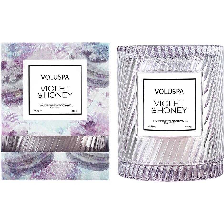 Violet & Honey Voluspa Doftljus thumbnail