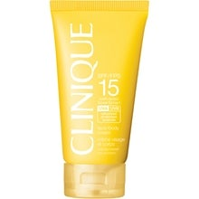 Sun Face & Body Cream SPF 15