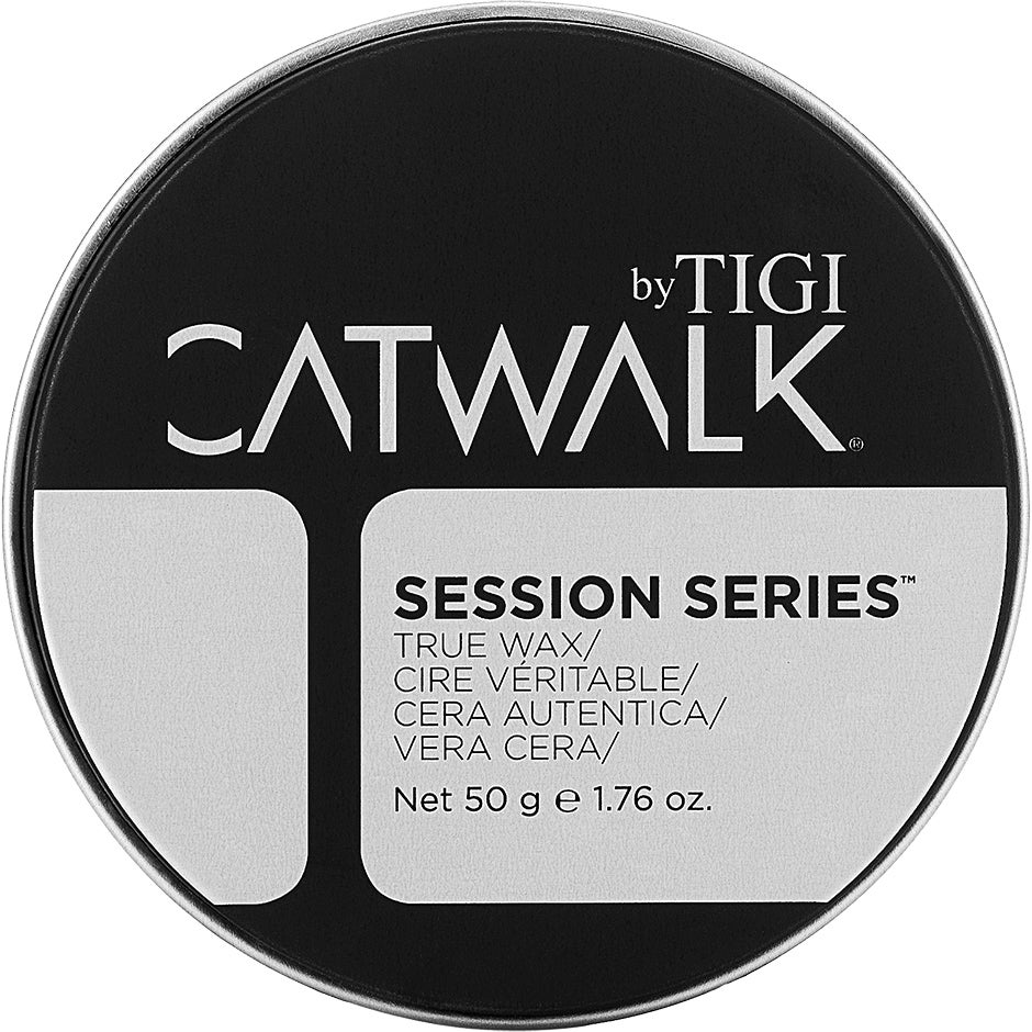 TIGI Catwalk Session Series True Wax, 50g TIGI Catwalk Hårvax