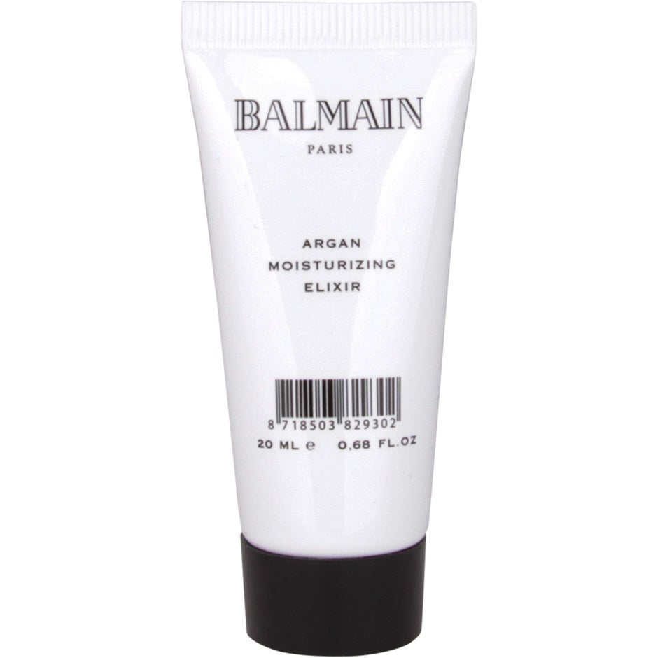 Köp Balmain Argan Moisturizing Elixir,  20ml  Balmain Hair Couture Serum & hårolja fraktfritt