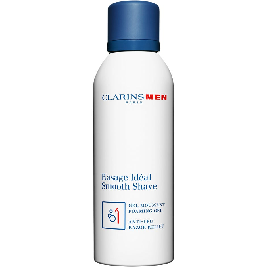 Clarins Men Smooth Shave Foaming Gel, 150 ml Clarins Men Rakgel