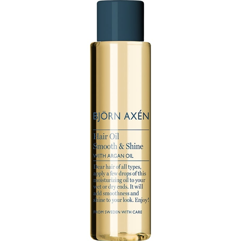 Hair Oil Smooth & Shine with Argan Oil