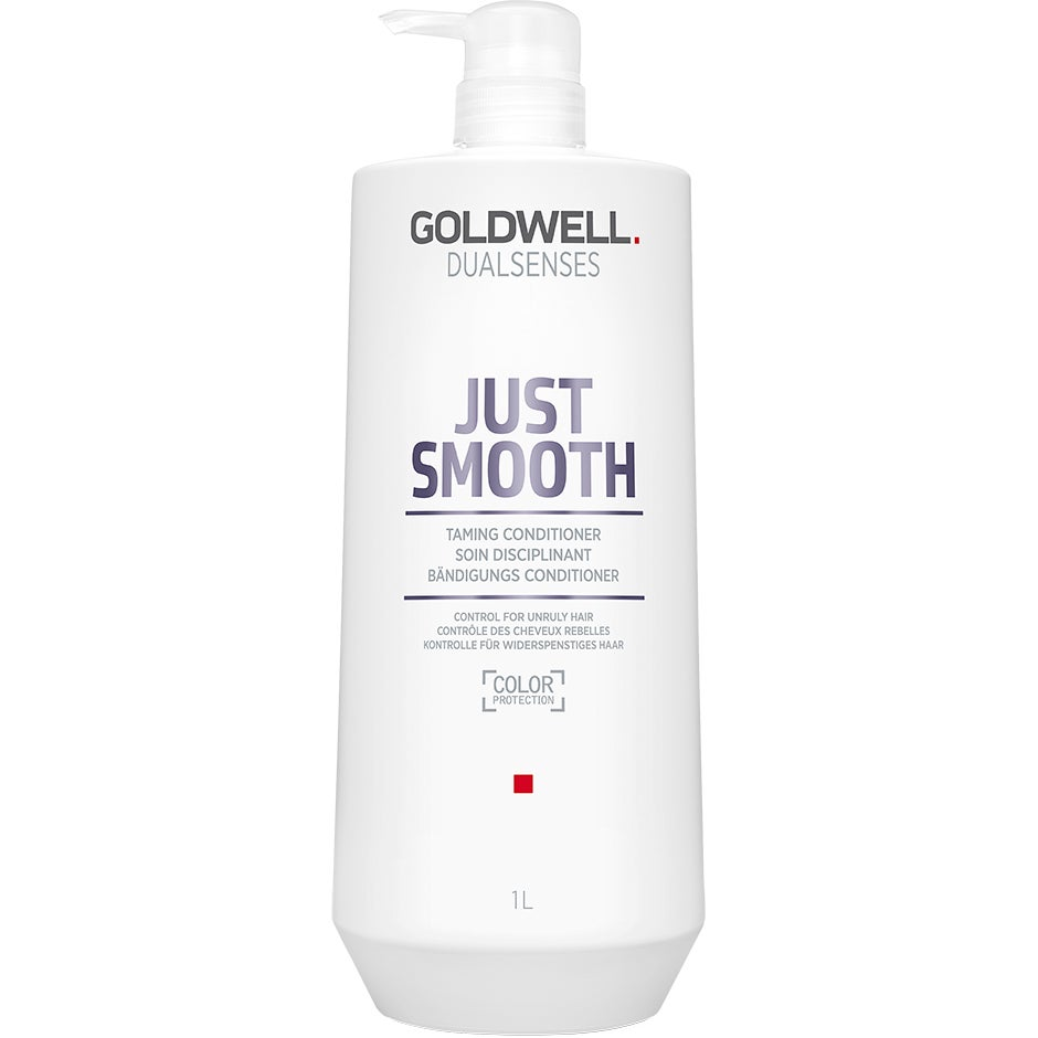 Dualsenses Just Smooth, 1000 ml Goldwell Conditioner - Balsam