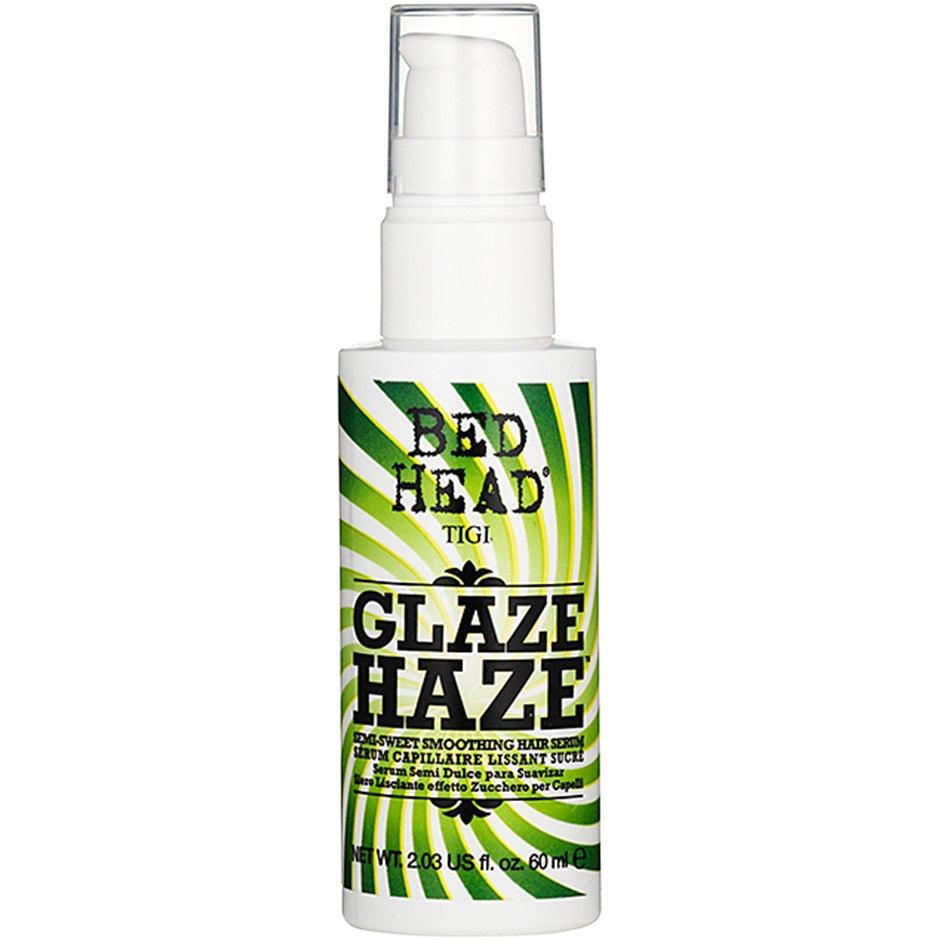 Köp TIGI Bed Head Candy Fixations Glaze Haze Smoothing Serum,  60ml TIGI Bed Head Serum & hårolja fraktfritt