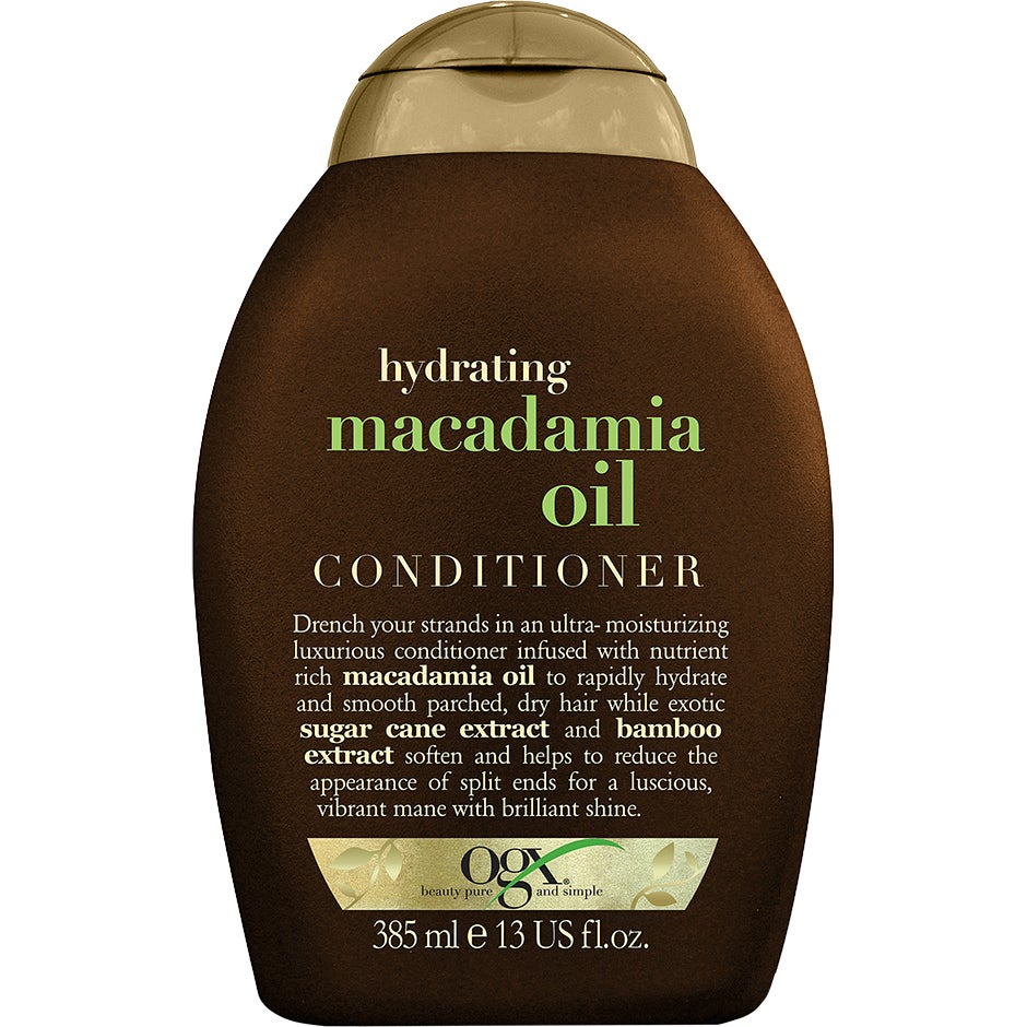 Ogx Hydrating Macadamia Oil Conditioner, Conditioner 385 ml OGX Conditioner - Balsam