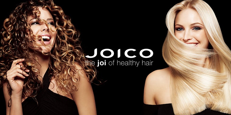 Joico - the joi of healthy hair