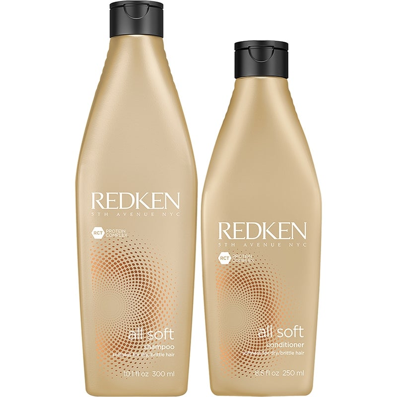 Redken Redken All Soft Duo
