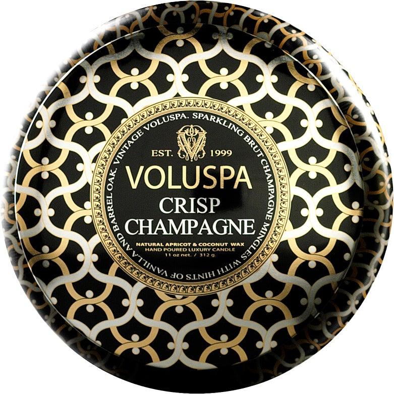 Köp Voluspa Coconut Wax Blend Perfumed Candle, Crisp Champagne, 312g Voluspa Doftljus fraktfritt thumbnail