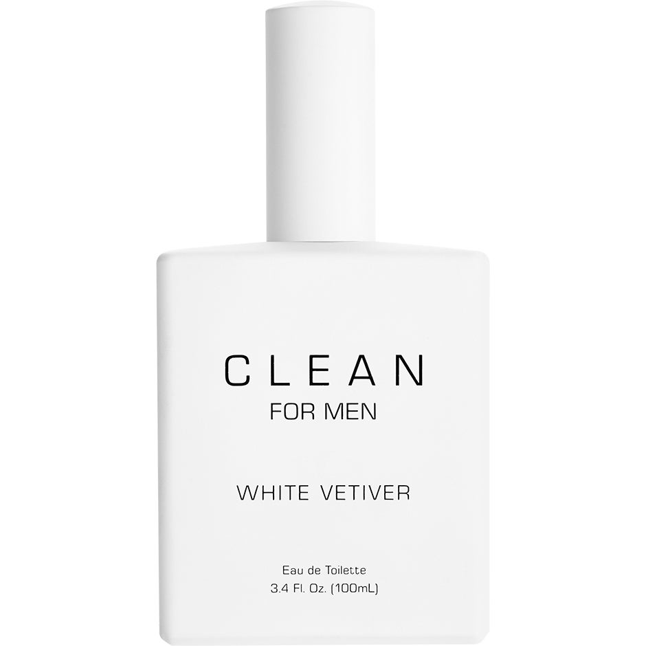 Clean for Men White Vetiver EdT 100ml Clean Parfym thumbnail