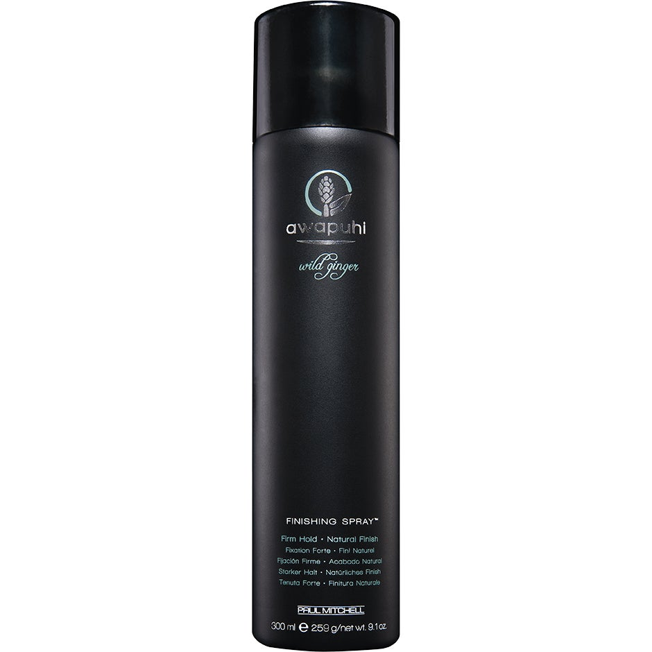 Paul Mitchell Awapuhi Wild Ginger Finish Spray, Finishing Spray 300 ml Paul Mitchell Hårspray