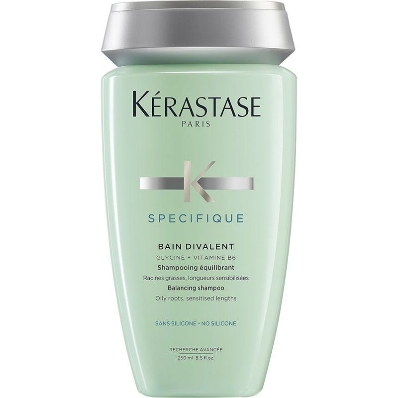 schampo för oljigt hår