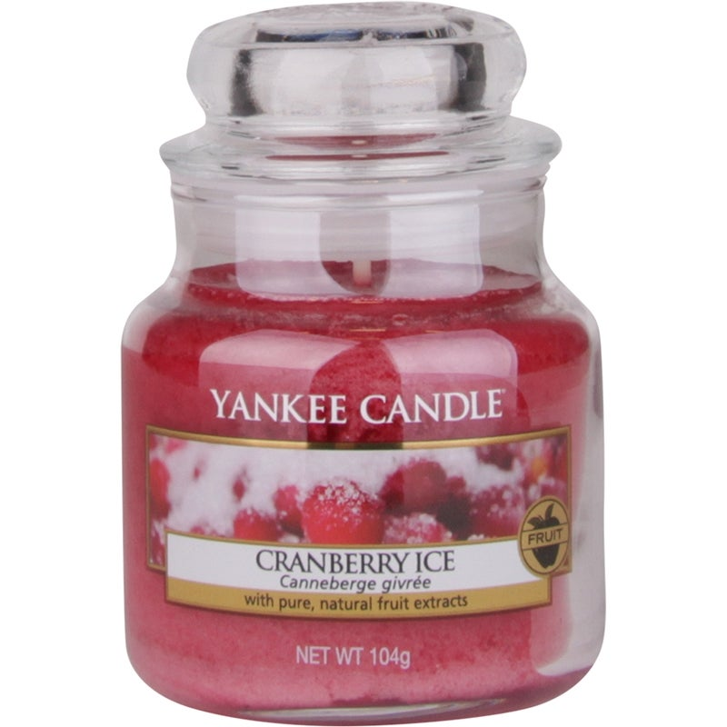 Yankee Candle Cranberry Ice