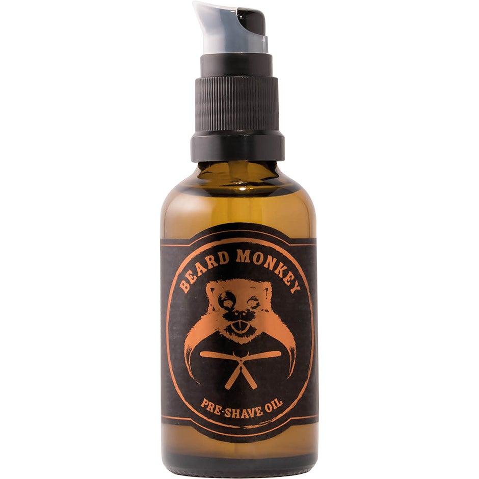 Beard Monkey Pre-Shave Oil, 50ml Beard Monkey Rakgel