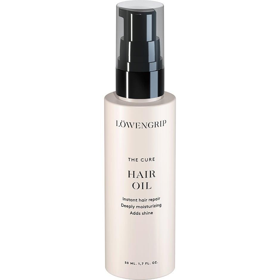 Löwengrip The Cure Hair Oil, 50 ml Löwengrip Hårserum & Hårolja